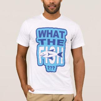 T-shirt Pièce en t de WTF