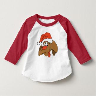 T-shirt Pièce en t d'enfant en bas âge de chiot de Père