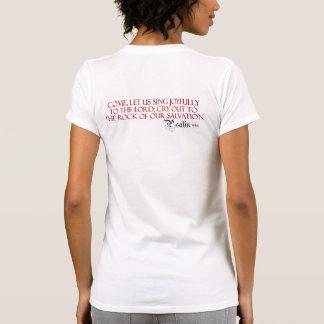 T-shirt Pièce en t des psaumes 95 de H2B