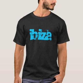 T-shirt Pièce en t d'Ibiza de musique d'Acryl