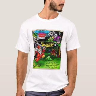 T-shirt PIÈCE EN T d'insecte de Zwackery