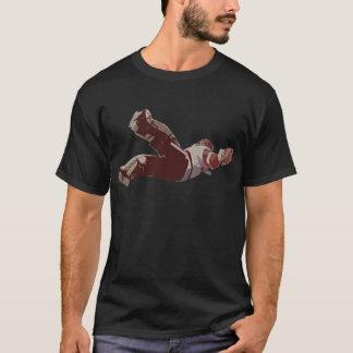 T-shirt Pièce en t d'obscurité de gardien de but