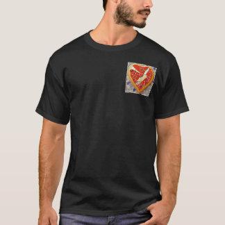 T-shirt Pièce en t du bourreau des coeurs des hommes