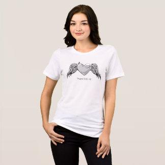 T-shirt Pièce en t du psaume 51