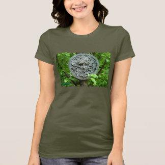 T-shirt Pièce en t en pierre celtique de femme