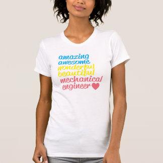 T-shirt Pièce en t extraordinaire d'ingénieur mécanicien