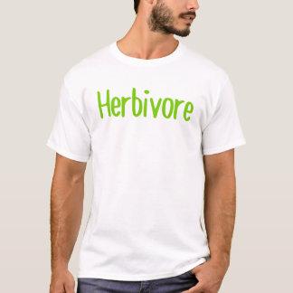 T-shirt Pièce en t herbivore