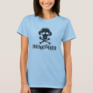 T-shirt Pièce en t indépendante de radio de bruit (femmes)