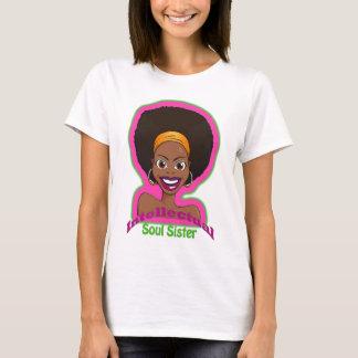 T-shirt Pièce en t intellectuelle de dames de soeur