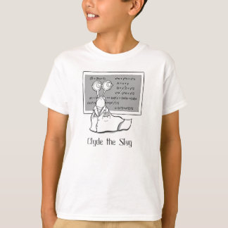 T-shirt Pièce en t mathématique de lingot