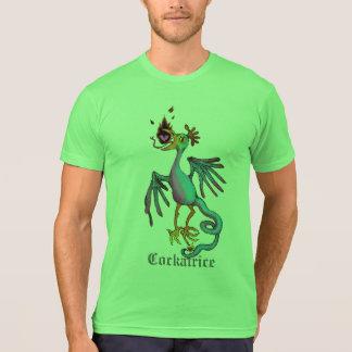 T-shirt Pièce en t médiévale de graphique de bête de