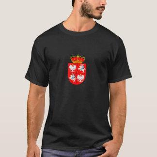 T-shirt Pièce en t Poli-Lithuanienne de Commonwealth