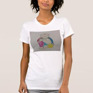 T-shirt Pièce en t riante de Bouddha