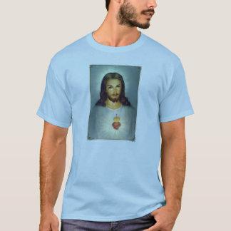 T-shirt Pièce en t sacrée de coeur