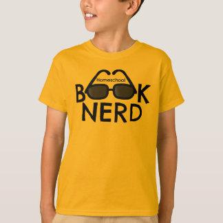 T-shirt Pièce en t unisexe de ballot de livre de