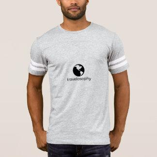 T-shirt Pièce en t urbaine de voyageur