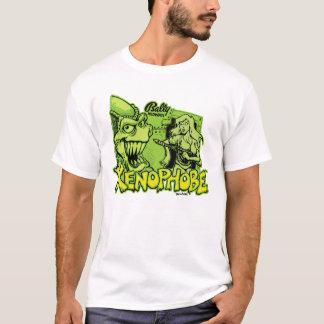 T-shirt Pièce en t XÉNOPHOBE d'équipe de réalisateur