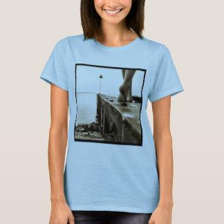 T-shirt Pieds d'océan