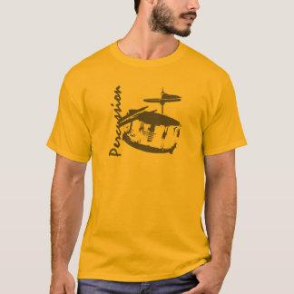 T-shirt Piège de percussion