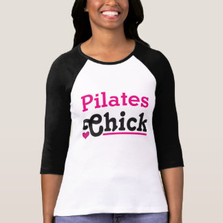 T-shirt Pilates Chick