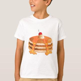 T-shirt Pile de crêpe