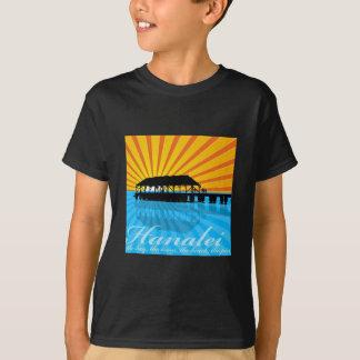 T-shirt Pilier de Hanalei