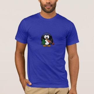 T-shirt Pingouin de nageur