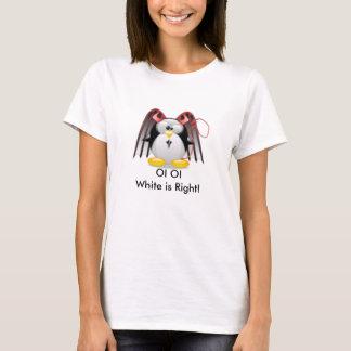 T-shirt pingouin d'oi d'oi