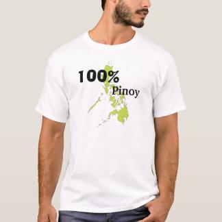 T-shirt Pinoy 100%