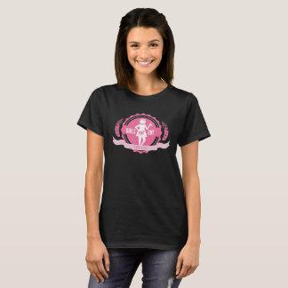 T-shirt Pinte T de base de filles de Lafayette