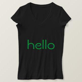 T-shirt Pirate informatique bonjour et pièce en t binaire