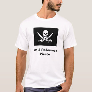 T-shirt Pirate reformé