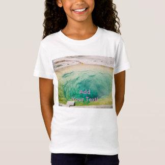 T-Shirt Piscine supérieure de gloire de matin de bassin de