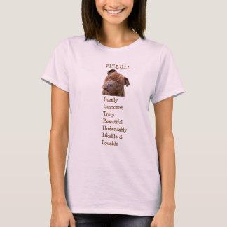 """T-shirt Pitbull """"benz"""" des barrières pour des articles de"""