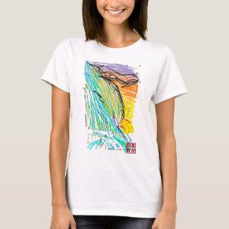 T-shirt Pittoresque