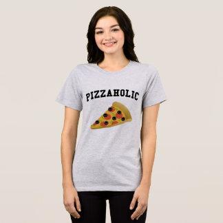 T-shirt Pizzaholic de Tumblr
