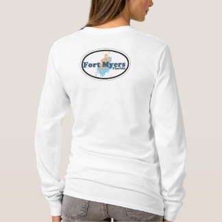 T-shirt Plage de Fort Myers