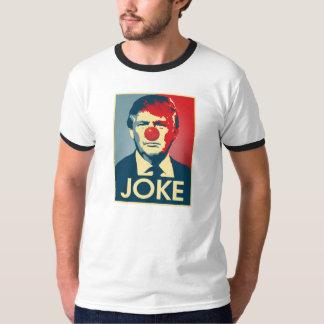 T-shirt PLAISANTERIE - signe de propagande d'Anti-Atout -