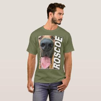 T-shirt Plan rapproché de Roscoe