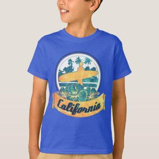 T-shirt Planche de surf de la Californie