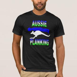 T-SHIRT PLANKING AUSTRALIEN