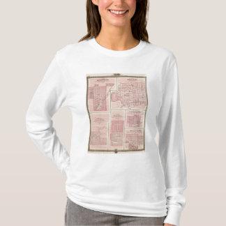 T-shirt Plans de Glenwood, Denison, Hastings