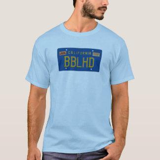 T-shirt Plaque minéralogique