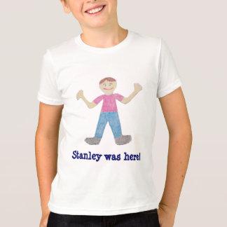 T-shirt plat de Stanley-Enfants