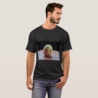 T-shirt Pleurer triste
