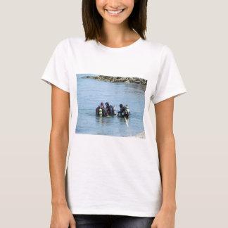 T-shirt Plongeurs d'océan