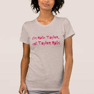 T-shirt Pluie Taylor