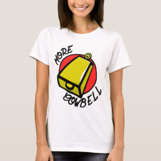 T-shirt Plus de sonnaille