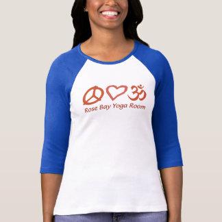 T-shirt Plus de vitesse d'hiver pour le yoga