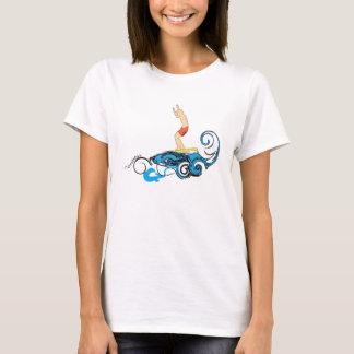T-shirt Plus d'équitation de nez